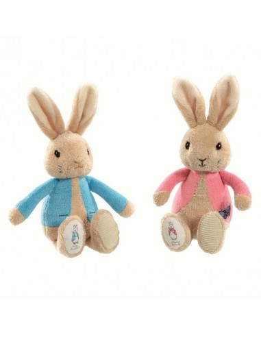 Peter Rabbit or Flopsy Rattle